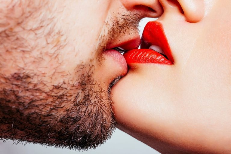 Kiss On The Lips