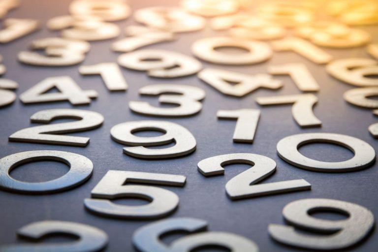 Números – Significado Y Simbolismo De Los Sueños 1