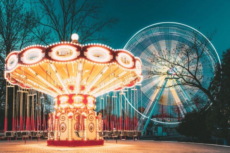 Parque De Atracciones – Significado Y Simbolismo De Los Sueños 1